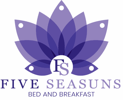 Five SeaSuns Bed and Breakfast Logo